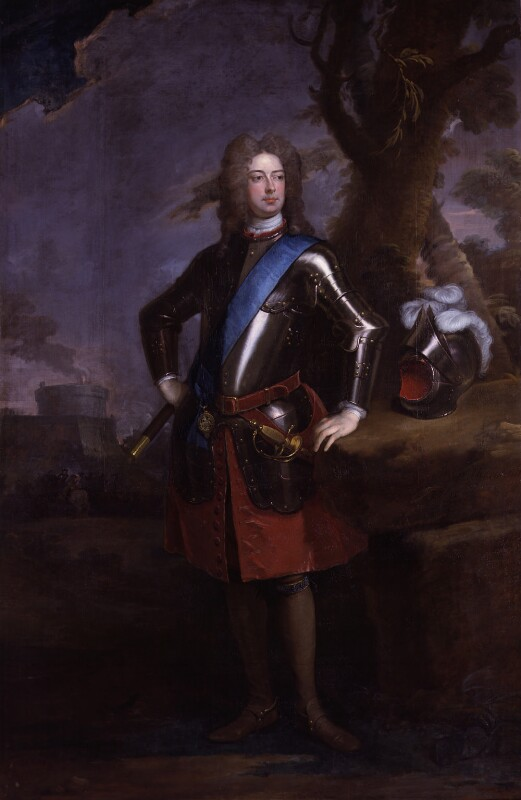 John Churchill, 1st Duke of Marlborough, studio of Sir Godfrey Kneller, Bt, 1700 - NPG 5470 - © National Portrait Gallery, London