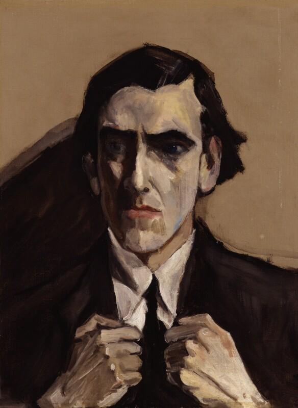 James Maxton, by Hazel Lavery, circa 1933 - NPG 5430 - © National Portrait Gallery, London