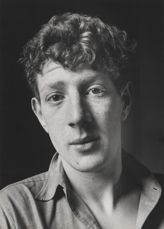 Jonathan Miller, by Jane Bown, 1954 - NPG P375 - © Jane Bown