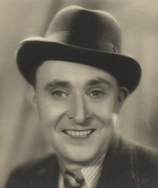 Max Miller, by (Edward) Russell Westwood, 1930s? - NPG P351 - © estate of Russell Westwood / National Portrait Gallery, London