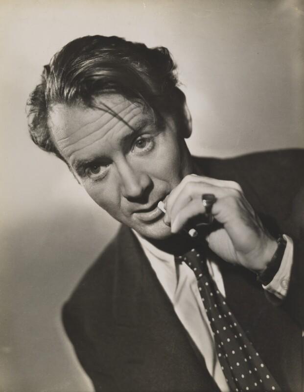 Sir John Mills, by Fred Daniels, 1945 - NPG P390 - © Estate of Fred Daniels / National Portrait Gallery, London