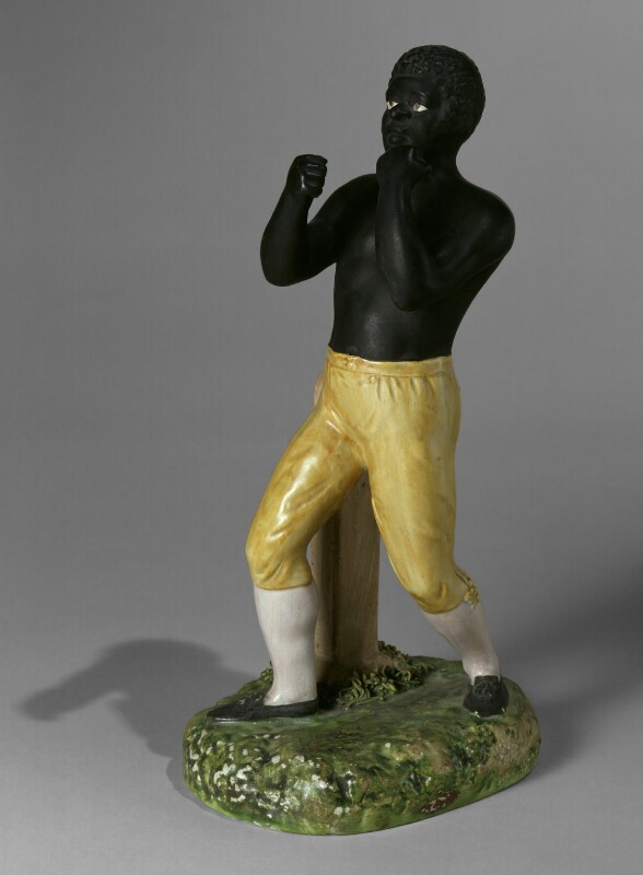 Tom Molineaux, by Unknown artist, circa 1810-1815 - NPG 5813 - © National Portrait Gallery, London