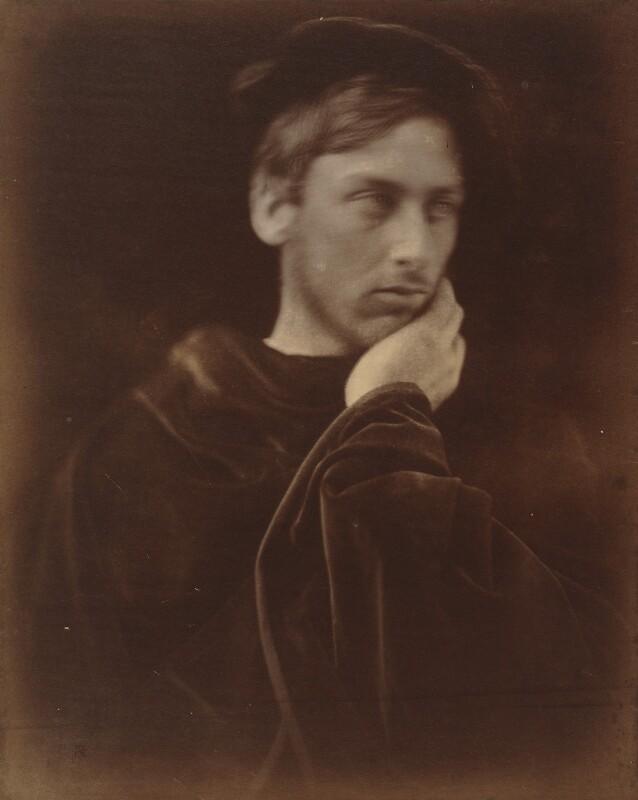 Thomas Pateshall Monnington, by Julia Margaret Cameron, 1866-1867 - NPG P286 - © National Portrait Gallery, London
