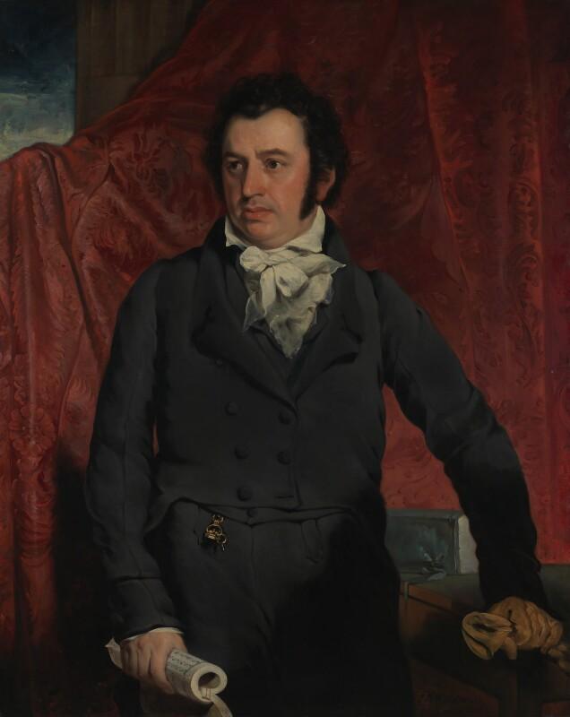 Robert Morrison, by John Robert Wildman, engraved 1824 - NPG 5871 - © National Portrait Gallery, London