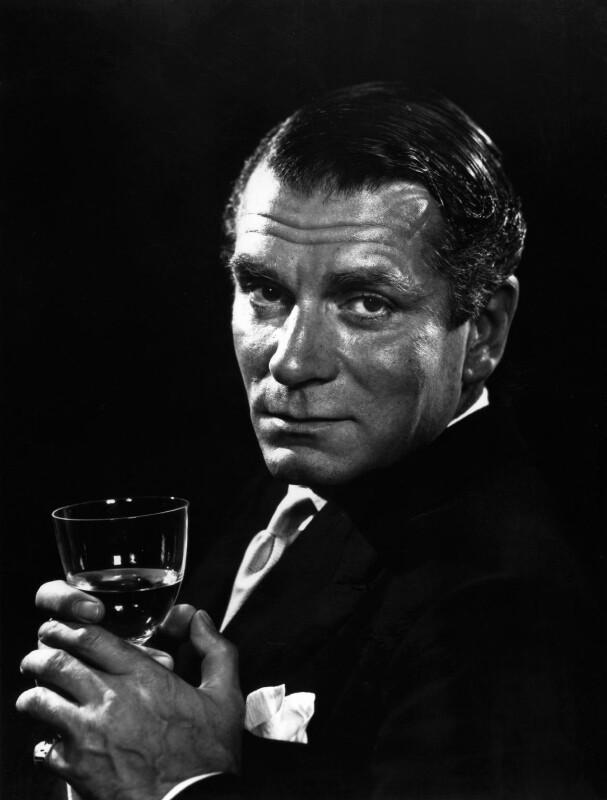 Laurence Olivier, by Yousuf Karsh, 1954 - NPG P253 - © Karsh / Camera Press