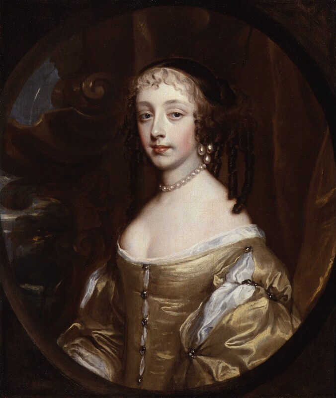 Henrietta Anne, Duchess of Orleans, by Sir Peter Lely, circa 1662 - NPG 6028 - © National Portrait Gallery, London