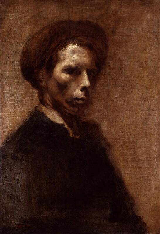William Orpen, by Sir William Orpen, circa 1910 - NPG 5982 - © National Portrait Gallery, London