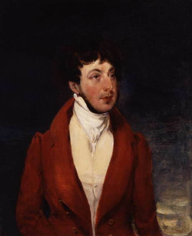 George Osbaldeston, attributed to Sir Francis Grant, circa 1825-1835 - NPG 5410 - © National Portrait Gallery, London