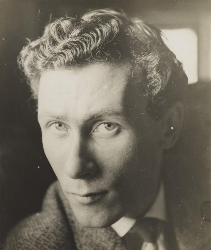 John Osborne, by Daniel Farson, 1956 - NPG P292 - © National Portrait Gallery, London