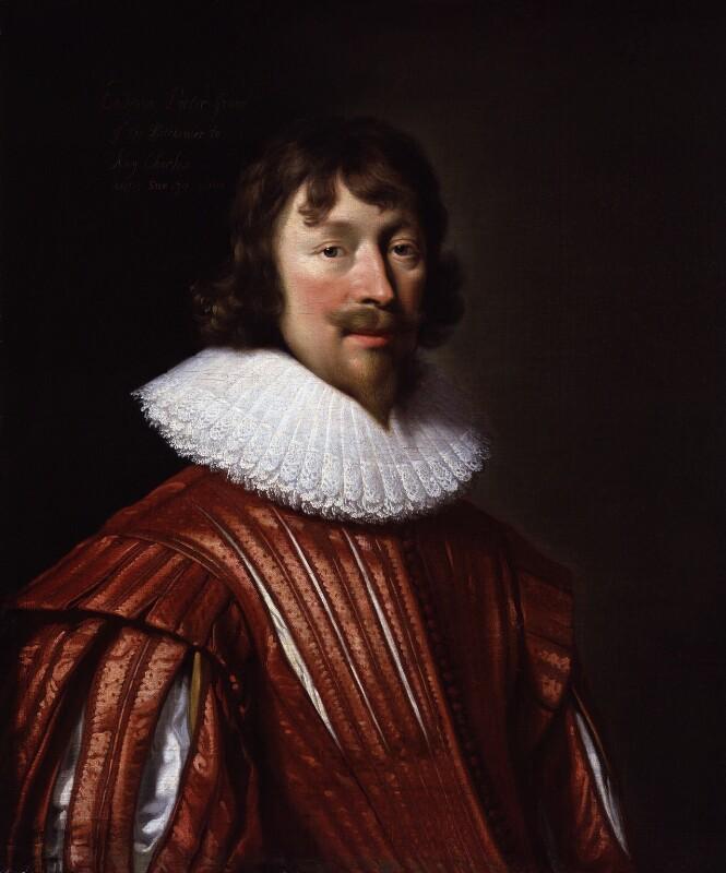 Endymion Porter, by Daniel Mytens, 1627 - NPG 5492 - © National Portrait Gallery, London