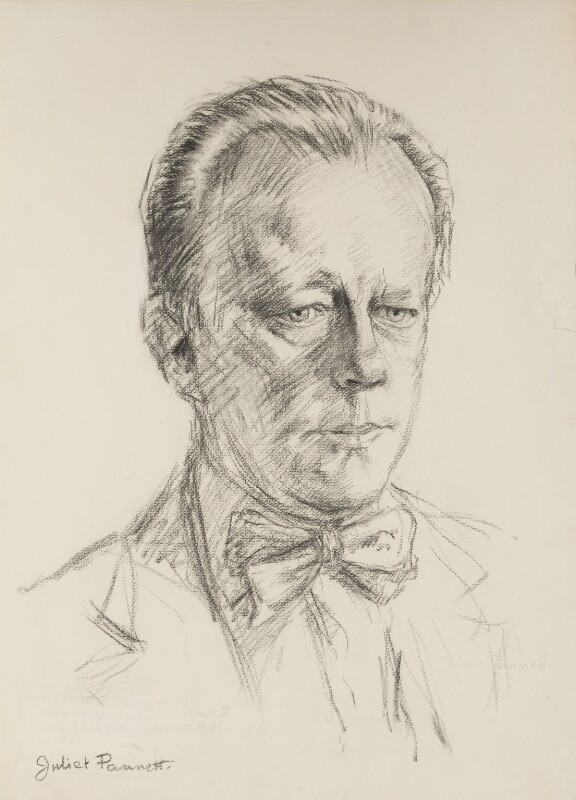 Alan Rawsthorne, by Juliet Pannett, circa 1957-1958 - NPG 5761 - © National Portrait Gallery, London