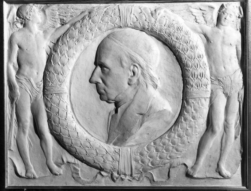 George Richmond, by Sir William Blake Richmond,  - NPG 5870 - © National Portrait Gallery, London