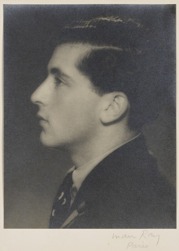 (Nathaniel Mayer) Victor Rothschild, 3rd Baron Rothschild, by Man Ray, circa 1930 - NPG P361 - © Man Ray Trust/ADAGP, Paris and DACS, London 2018