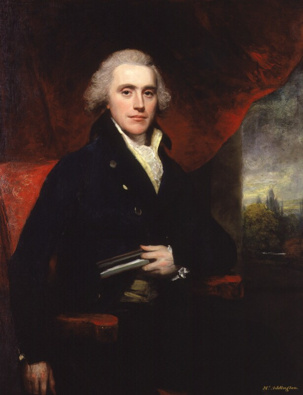 Henry Addington, 1st Viscount Sidmouth, by Sir William Beechey, engraved 1803 - NPG 5774 - © National Portrait Gallery, London