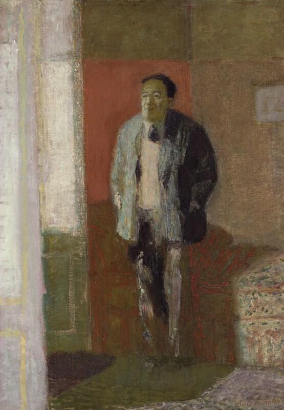 Oliver Joseph Simon, by Brian Robb, 1955 - NPG 5567 - © National Portrait Gallery, London