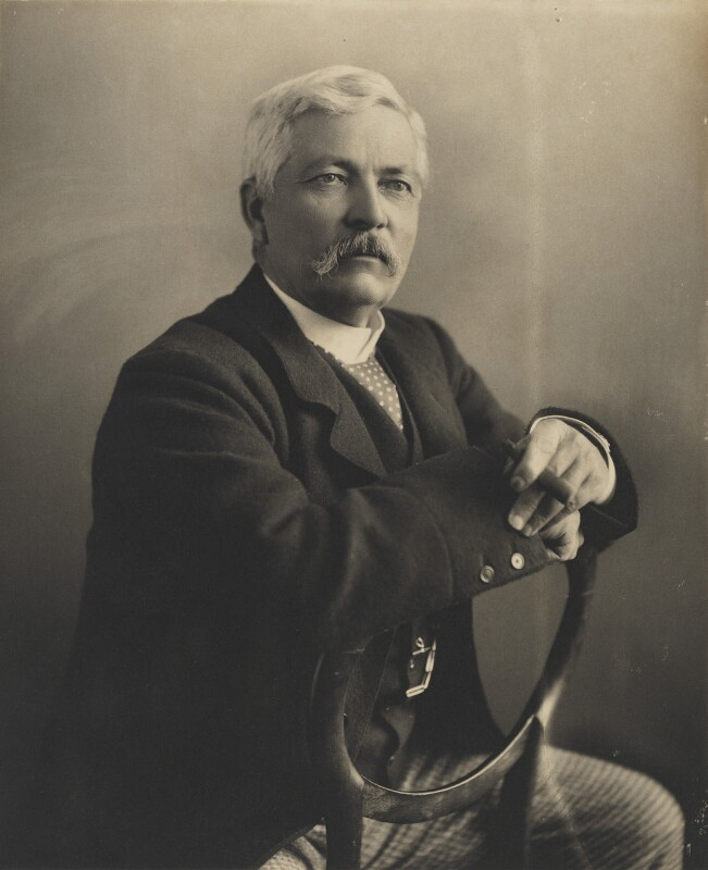 Sir Henry Morton Stanley, by Eveleen Myers (née Tennant), circa 1890 - NPG P145 - © National Portrait Gallery, London