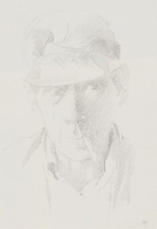 David Tindle, by David Tindle, 1985 - NPG 6053 - © David Tindle