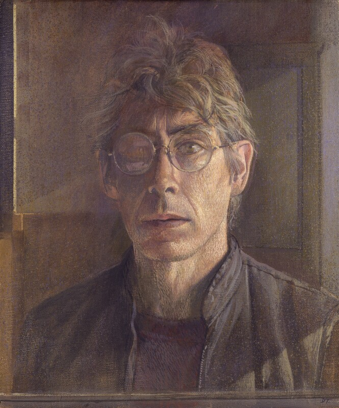 David Tindle, by David Tindle, 1985 - NPG 5852 - © David Tindle