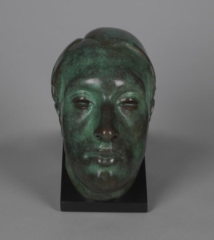 Sir William Turner Walton, by Maurice Lambert, circa 1925 - NPG 5913 - Photograph © National Portrait Gallery, London