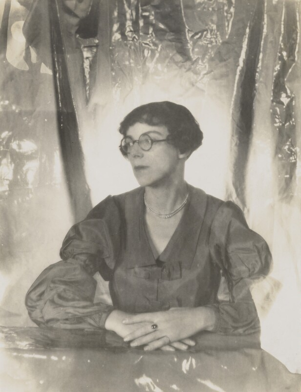 Sylvia Townsend Warner, by Cecil Beaton, 1930 - NPG P181 - © Cecil Beaton Studio Archive, Sotheby's London
