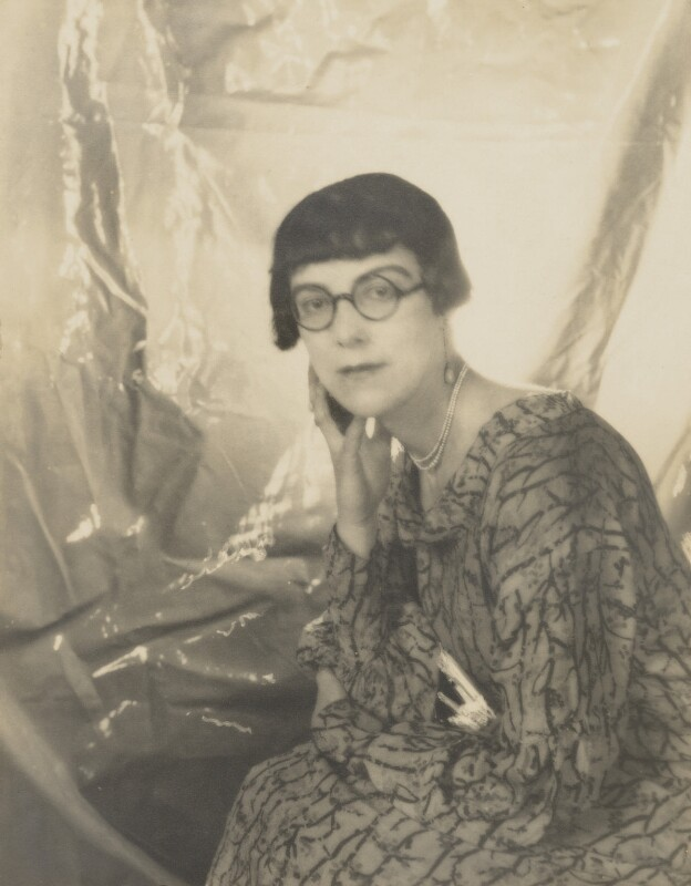 Sylvia Townsend Warner, by Cecil Beaton, 1930 - NPG P182 - © Cecil Beaton Studio Archive, Sotheby's London
