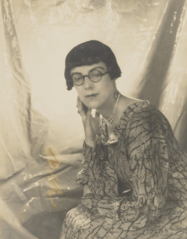 Sylvia Townsend Warner, by Cecil Beaton, 1930 - NPG P183 - © Cecil Beaton Studio Archive, Sotheby's London