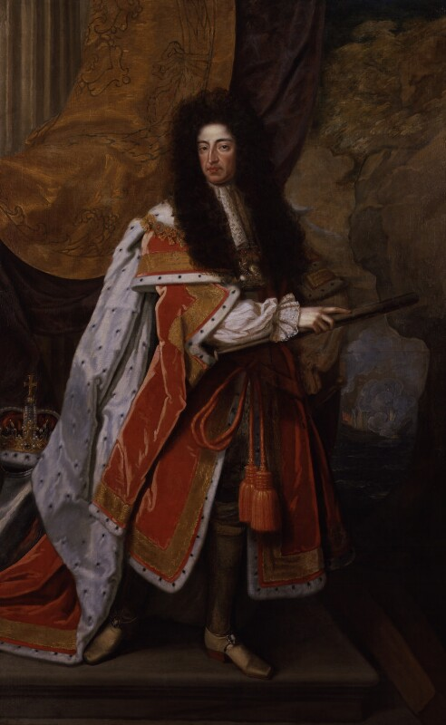 King William III, by Thomas Murray, circa 1691 -NPG 5496 - © National Portrait Gallery, London