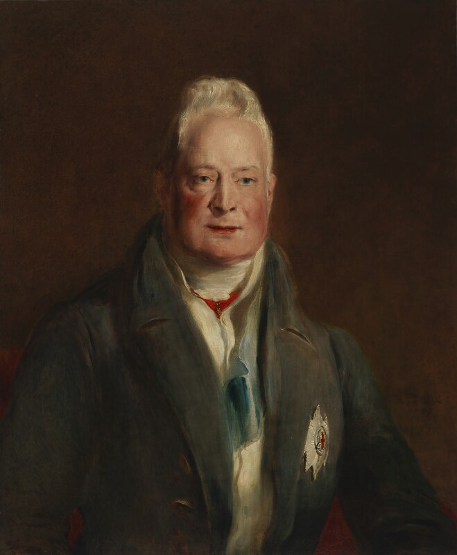 King William IV, by Sir David Wilkie, 1837 - NPG 5917 - © National Portrait Gallery, London
