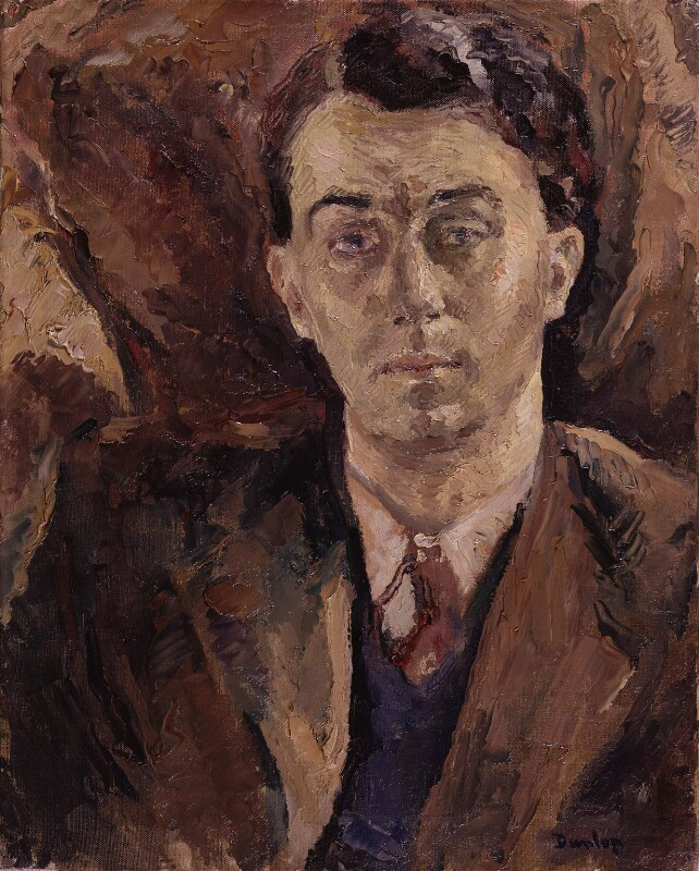 Emlyn Williams, by Ronald Ossory Dunlop, 1935-1945 - NPG 5590 - © reserved; collection National Portrait Gallery, London