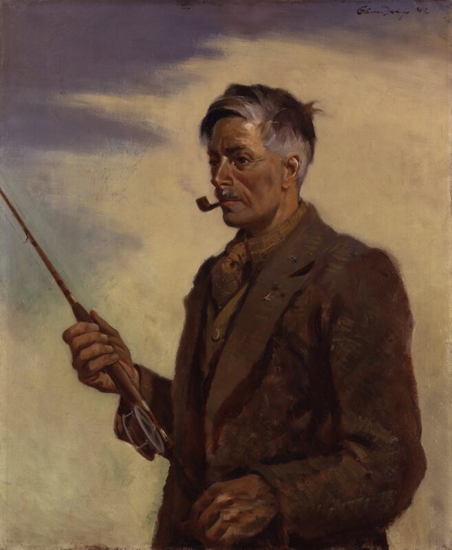 Henry Williamson, by Edward Brian Seago, 1942 - NPG 5713 - © National Portrait Gallery, London