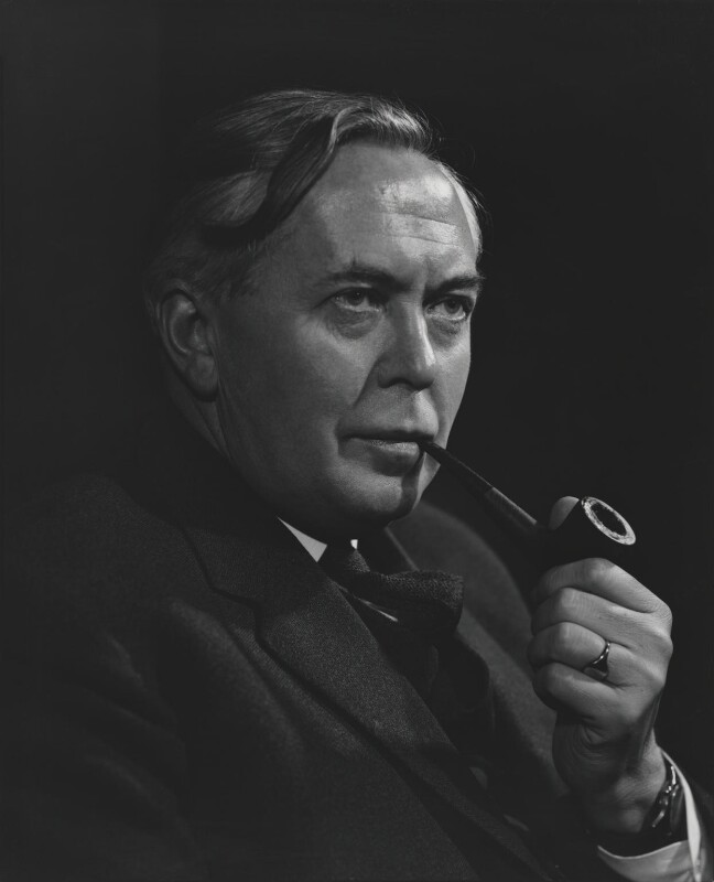 Harold Wilson, by Yousuf Karsh, 1963 - NPG P258 - © Karsh / Camera Press