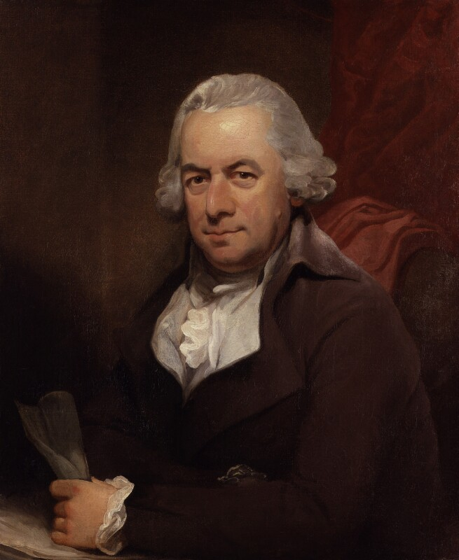 Wilhelm Cramer, by Thomas Hardy, 1794 - NPG 6198 - © National Portrait Gallery, London