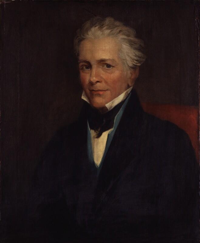 Sir William Cubitt, by Unknown artist,  - NPG 6109 - © National Portrait Gallery, London
