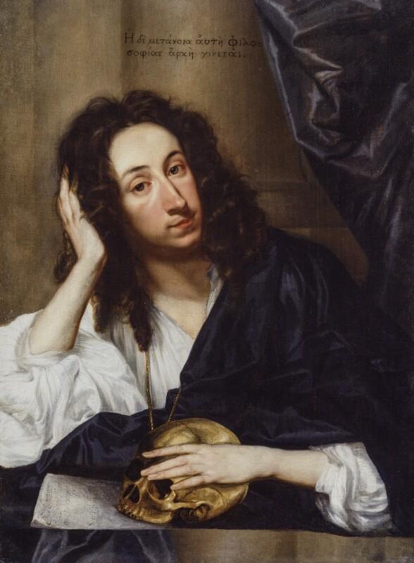 John Evelyn, by Robert Walker, 1648-circa 1656 - NPG 6179 - © National Portrait Gallery, London