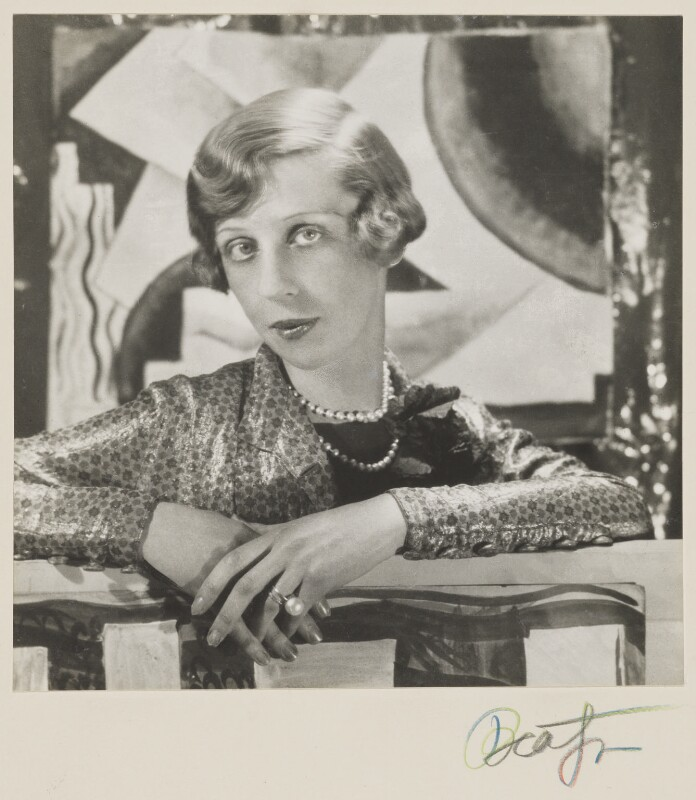 Madge Garland, by Cecil Beaton, 1927 - NPG P456 - © Cecil Beaton Studio Archive, Sotheby's London