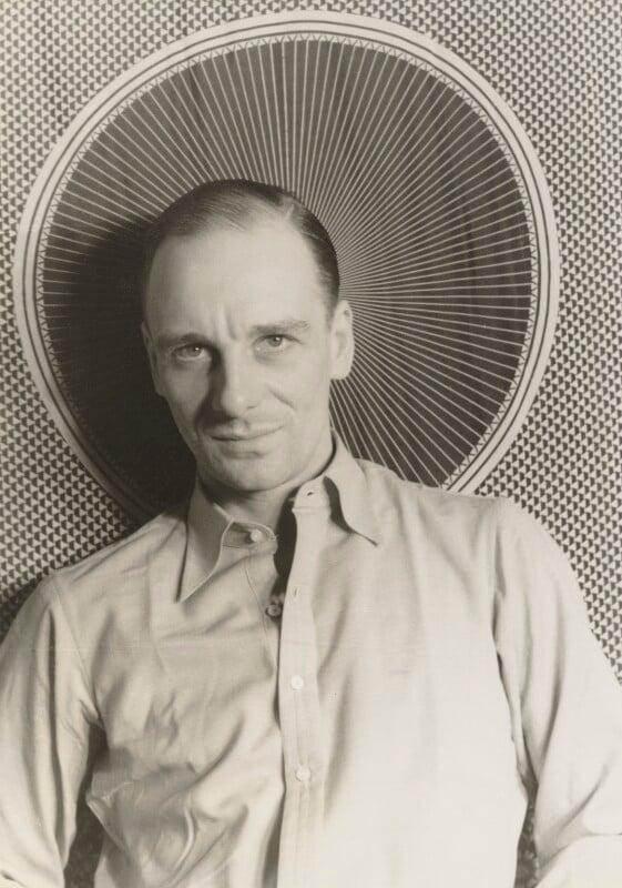John Gielgud, by Carl Van Vechten, 1936 - NPG P504 - © estate of Carl Van Vechten