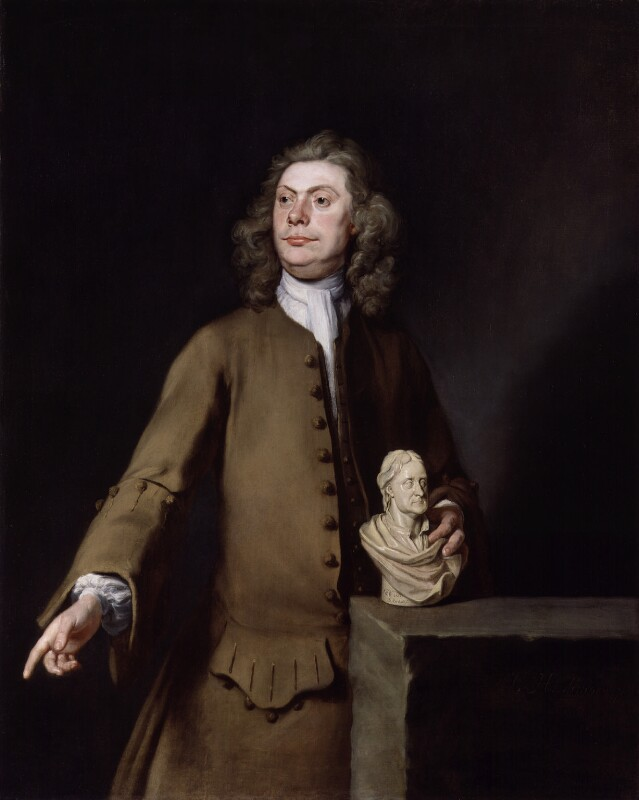 David Le Marchand, by Joseph Highmore, circa 1723 - NPG 6142 - © National Portrait Gallery, London