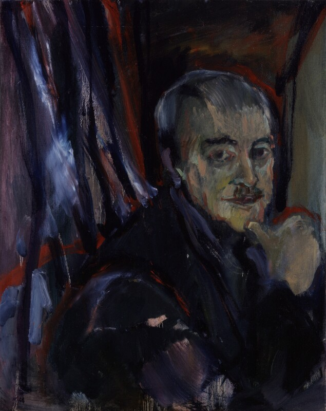 Sir Kenneth Macmillan, by Yolanda Sonnabend, 1988 - NPG 6146 - © National Portrait Gallery, London