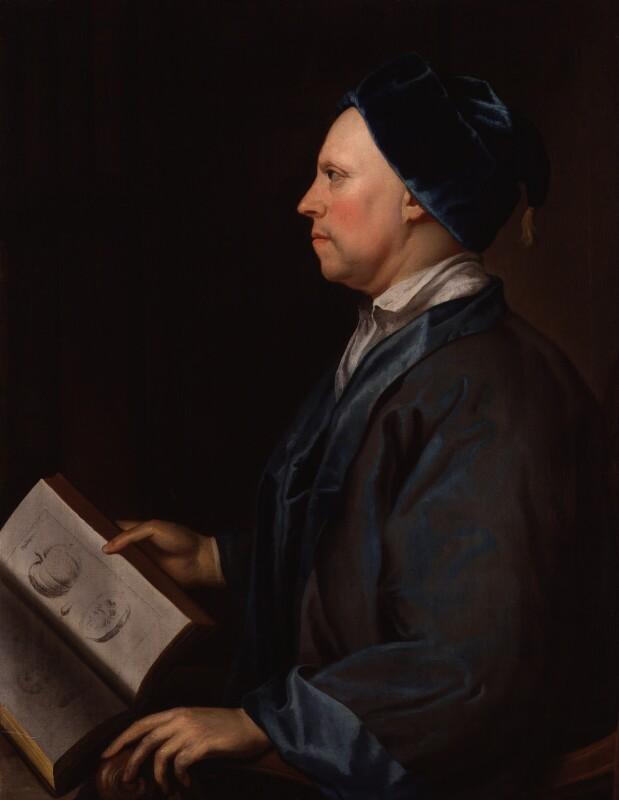 John Martyn, by Unknown artist, 1720s or 1730s - NPG 6143 - © National Portrait Gallery, London