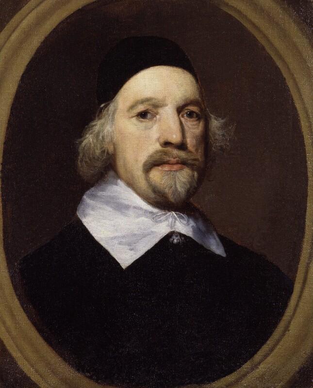 Sir Edward Nicholas, by William Dobson, circa 1645 - NPG 6104 - © National Portrait Gallery, London
