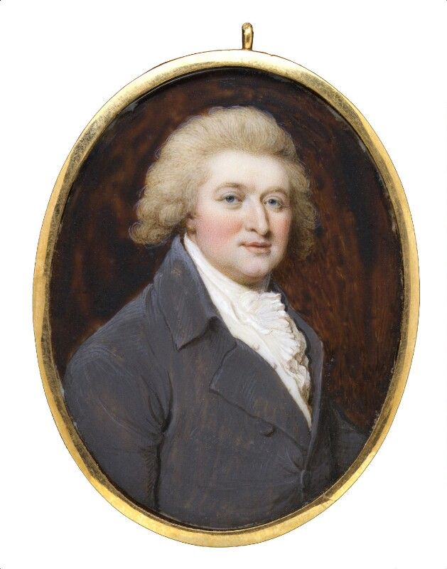 John Palmer, by Unknown artist, circa 1785-1790 - NPG 6167 - © National Portrait Gallery, London