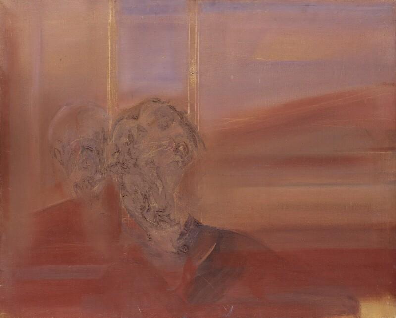 Alan Rawsthorne, by Isabel Rawsthorne (née Nicholas), 1966 - NPG 6175 - © National Portrait Gallery, London