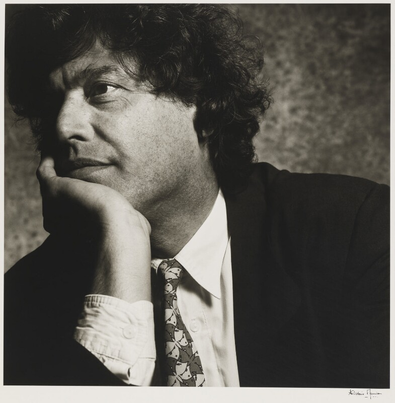 Tom Stoppard, by Alistair Morrison, 1988 - NPG P488 - © Alistair Morrison