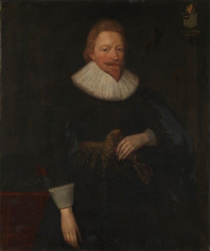 Sir George Strode, by Unknown artist,  - NPG 6178 - © National Portrait Gallery, London