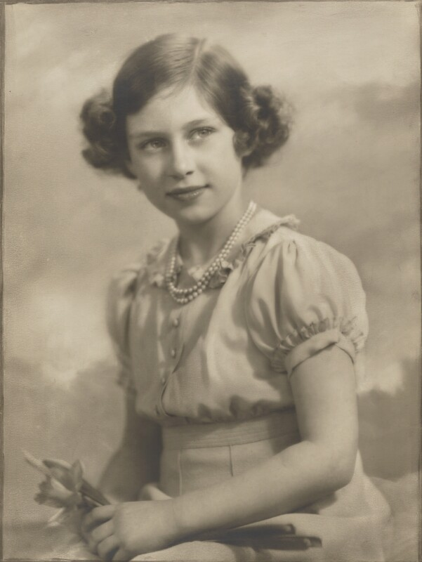 Princess Margaret, by Marcus Adams, circa 1939 - NPG P140(22) - © estate of Marcus Adams / Camera Press
