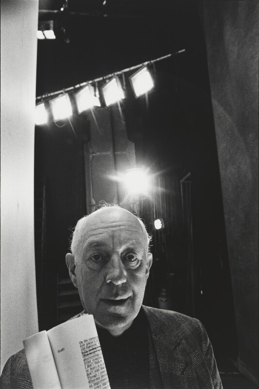 Sir Alec Guinness, by Arnold Newman, 1978 - NPG P150(18) - © Arnold Newman / Getty Images