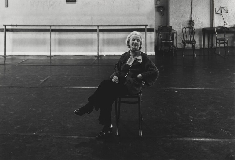 Marie Rambert, by Arnold Newman, 1978 - NPG P150(35) - © Arnold Newman / Getty Images