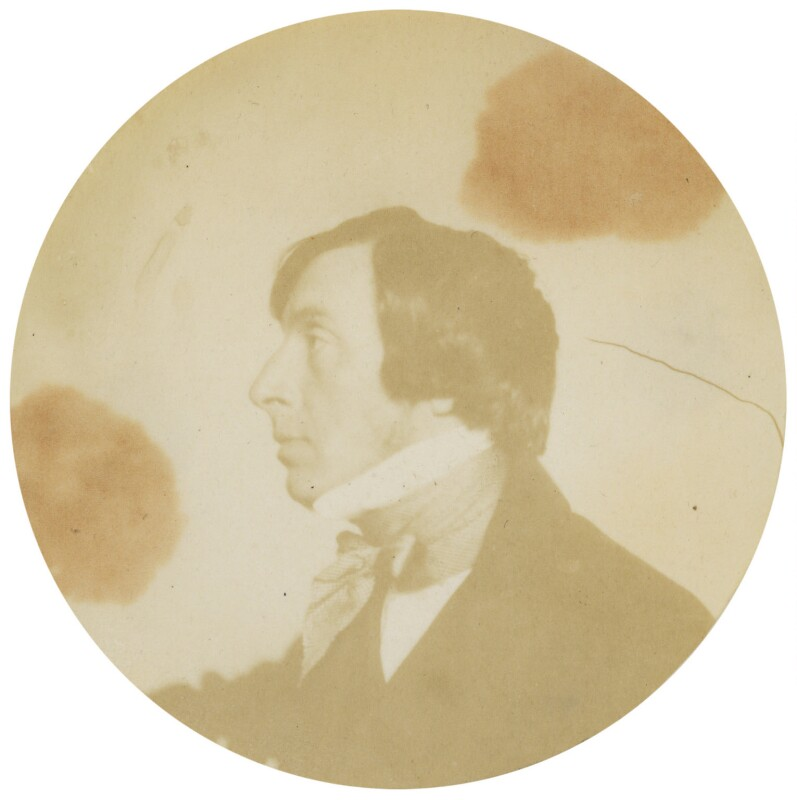 William Henry Brookfield, attributed to Sir Anthony Coningham Sterling, late 1840s - NPG P171(3) - © National Portrait Gallery, London