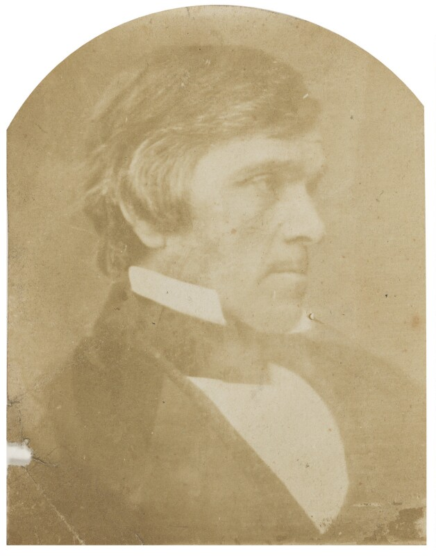 Thomas Carlyle, by Robert Scott Tait, 1851 - NPG P171(6) - © National Portrait Gallery, London