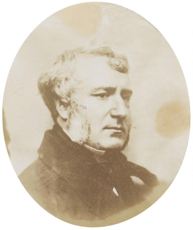 (Pietro) Carlo Giovanni Battista Marochetti, Baron Marochetti, attributed to Sir Anthony Coningham Sterling, late 1840s - NPG P171(34) - © National Portrait Gallery, London